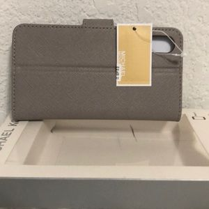 Michael Kors Accessories - Michael Kors iPhone X Folio Case